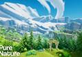 Pure Nature 1.1卡通风格unity场景免费下载