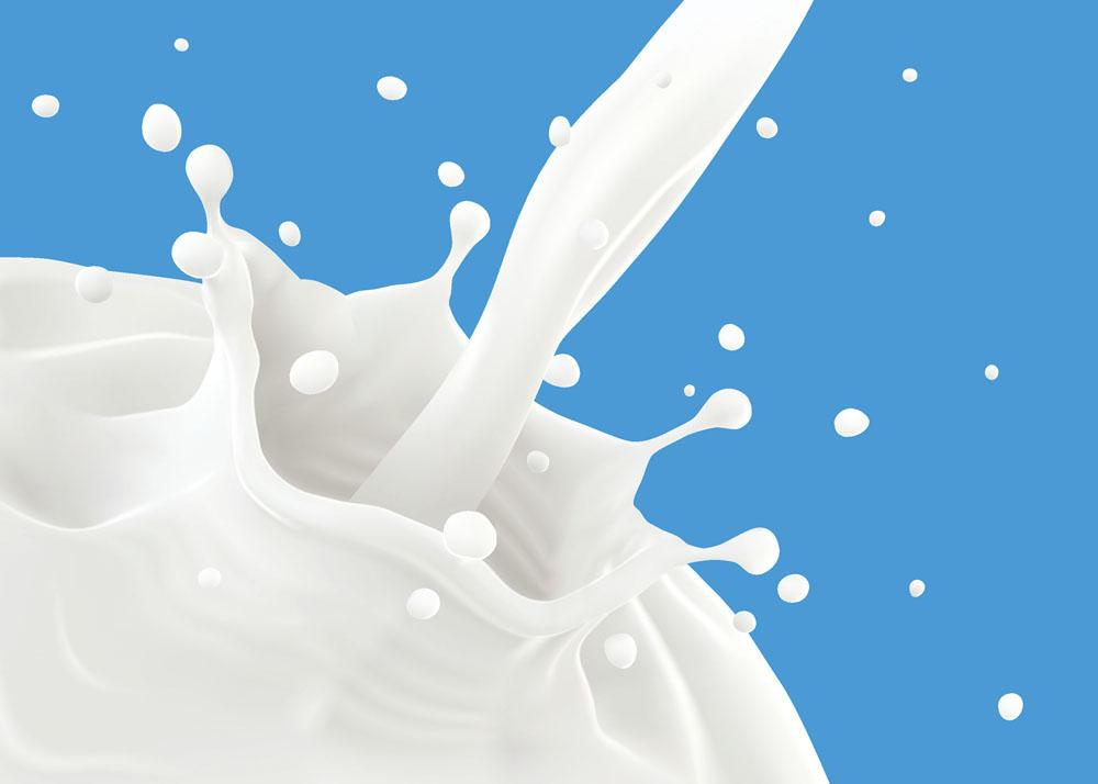 RealFlow流体模拟牛奶