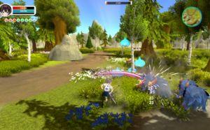 unity游戏引擎开发的ARPG游戏DEMO